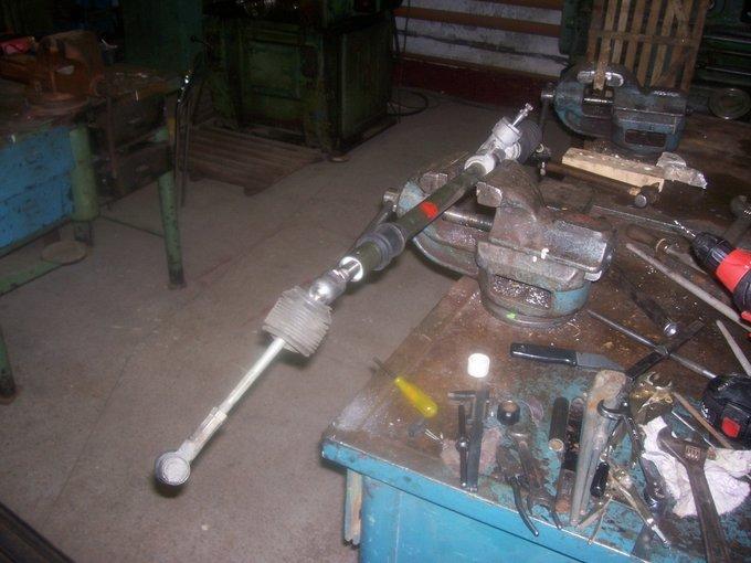 Ремонт рулевой электрорейки своими руками 65